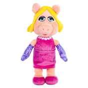 Disney The Muppets 20cm Miss Piggy Soft Plush Toy - The Muppets Movie Toys