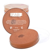 FAB Face Paint - Nut Brown Shimmer 131