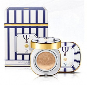 Ohui Collaboration with Teo Yang 3nd Edition Ultimate Cover CC Cushion (SPF 50+, PA+++)15g X 4EA