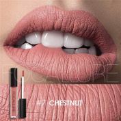 Lipstick Cosmetic Lip Gloss, Sunmy Bold Vivid Colourful Lipgloss Women's Liquid Shiny Sparkly Beauty Lip Glosses