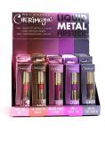 5pcs Cherimoya Liquid Metal Lipstick Lip Gloss