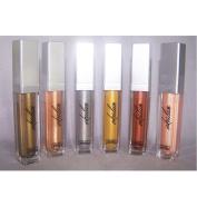 Cosmetics Okalan Metallic Matte Lip Stick 6 Colours in 6 Pcs Lots