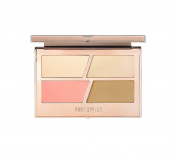 PONY EFFECT Contouring Master Palette #Fabulous (pink blush, for medium skin tone) 12g