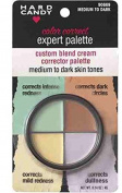 Hard Candy Custom Blend Cream Corrector Palette, Medium to Dark