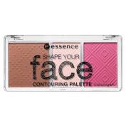 essence Shape Your Face Contouring Palette, 20 Ready, Set, Pink!