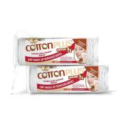 COTTON PLUS SOLUTION 2in1 - ARGAN MINI SIZE 60 DEEP CLEANSER DUO SET