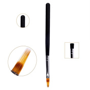 DATEWORK DIY Handle UV Gel Nail Art Care Brush Manicure Tool