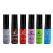 Fengshangmei 6pcs Set Mix Colours One Step Colour Polish Gel 5ml