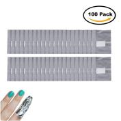 Kissbuty 12PCS/Box Mixed Combination Nail File Cosmetic Manicure Pedicure