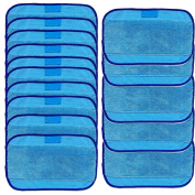 HotMoon Mopping Cloths 15 Wet For iRobot Braava 380 380t 320 Mint 4200 4205