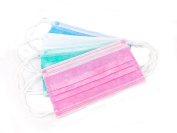 Ewandastore 3 Layer Disposable Surgical Earloop Face Masks Germ Dust Protection Filter Face Mouth Beauty Masks 30 Pack