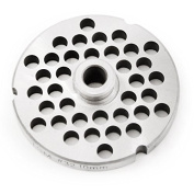 The Sausage Maker #32 Stainless Steel 1cm Grinder Plate with Hub