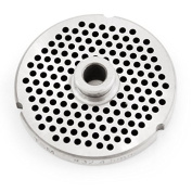 The Sausage Maker #32 Stainless Steel 0.5cm Grinder Plate with Hub
