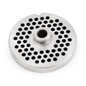 Sausage Maker #10/12 Stainless Steel 0.5cm Grinder Plate with Hub