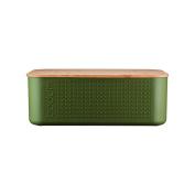 Bodum Bistro Bread Box, 19 x 29 x 11 cm - Olive