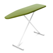 Homz Ironing Board T-Leg Fresh Green