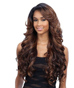 """FreeTress Equal Lace Deep Invisible """"L"""" Part Lace Front Wig - KARISSA"""
