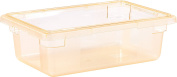Carlisle 10611C22 StorPlus Colour-Coded Food Storage Container, 46cm x 30cm x 15cm , 13.2l, Yellow