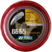 YONEX BG65TI Titanium Badminton String Coil 200M