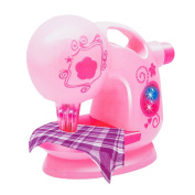 COLORTREE Playhouse Toy Sewing Machine Pretend Toy for Girl