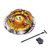 Beyblades High Performance Fight Master Mercury Brave Version Metal Fusion Beyblade BB-126 Gyro toys 4D System + Luncher
