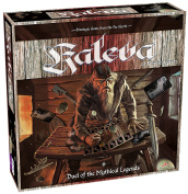 Tactic Toy's Kaleva Board Game