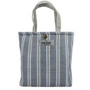 Canvas Insulated Cool Bag Lunch Box Tote Bag Picnic BBQ Food Carrier Travel School Office Lunch Carry Bag Cooler