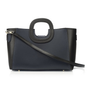 Almo Women's Cross-Body Bag multicolour Blu-Nero