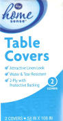 Home Sense Disposable Table Covers, 2 Covers