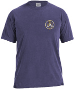 NCAA Rounds Short Sleeve Comfort Colour Tee