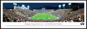 Brigham Young Football - End Zone - Blakeway Panoramas College Sports Posters