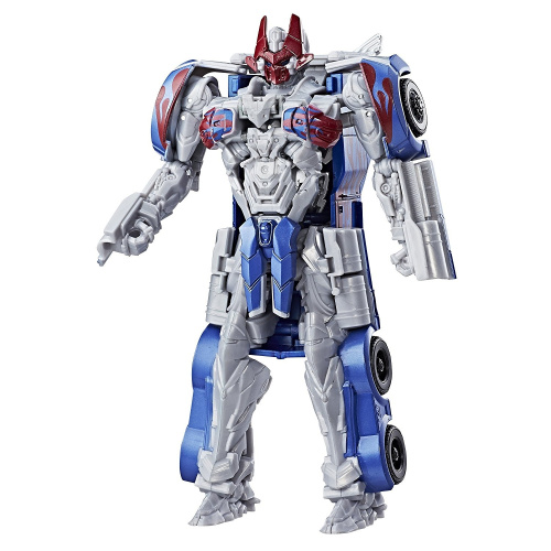 Transformers: The Last Knight -- Knight Armour Turbo Changer Optimus Prime