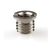 Nalmatoionme Tripod Monopod Ballhead DSLR SLR Metal 0.6cm to 1cm Convert Screw Adapter