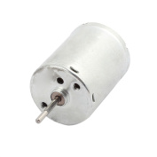 sourcingmap® DC 6-9V 4300RPM Rotary Speed Cylinder Shape Vibration DC Geared Motor