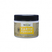 Redmond Earthpowder, All Natural Tooth and Gum Powder Bentonite Clay Teeth Whitener, Splashin Citrus