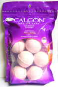 Calgon Take Me Away! Lavender & Honey Moisturising Bath Soak Fizzies Bombs 8 - 60ml Balls