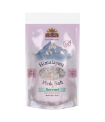 Okay Himalayan Pink Salt with Seaweed, 240ml