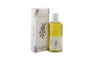Nature's Absolutes Sweet Almond Oil -6.8Oz/200 ml,Organic & Cold Pressed For Hair and Skin