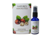 Nature's Absolutes Coldpressed organic Hazelnut Oil - 1Oz/30 ml For Skin , Face and Hair