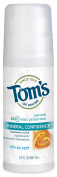 Tom's of Maine Fragrance Free Natural Confidence Roll-On Deodorant, 90ml