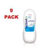 Lactovit Original Roll-on Deodorant Deo LactoProtect 62.5ml Pack of 9