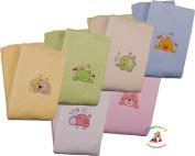 "BlueberryShop Fleece Winter Collection Blanket For Baby Toddler 90 cm x 80 cm (35.5"" x 31.5"") ( 0-5 Yrs ) ( 90 x 80 cm ) Blue"