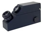 Ade Advanced Optics GL500 Gemological Gemstone Gem Refractometer Built-In Light, Aluminium Body with Optic Lens