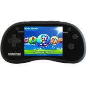 "Handheld Portable Digital Screen 220 Preloaded Games , 3"" Colour Display BLACK"