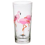 IKEA SOMMARFINT - Glass Flamingo