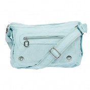 Christian Wippermann® Women's Shoulder Bag turquoise turquoise 32 x 22 x 10 cm