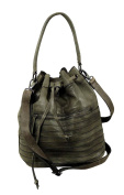 LandLeder Women's Top-Handle Bag beige mud