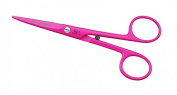 EKS Chiro 5 Hairdressing Scissors, Pink)