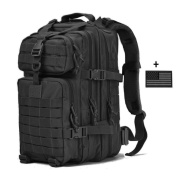 Small Military Tactical Backpack 3 Day Assault Pack Army Molle Bug Out Bag Backpacks Hunting Rucksacks 34L