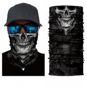 Multifunctional Headwear Bandana - Skull